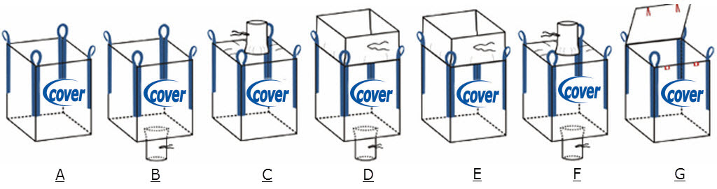 COVER BIGBAGS applications