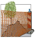 HDPE Block mesh